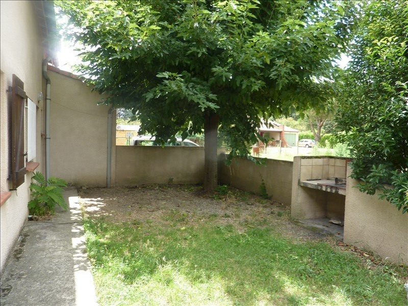 Rental apartment Aussonne 615€ CC - Picture 1