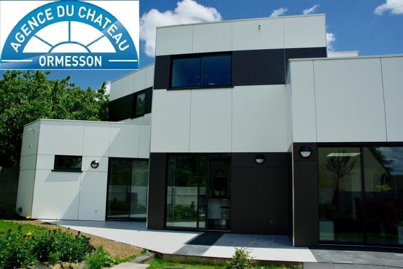 Vente de prestige maison / villa Noiseau 715000€ - Photo 1