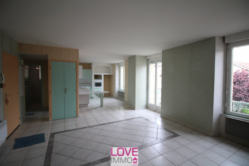 Vente appartement Les abrets 117 000€ - Photo 1