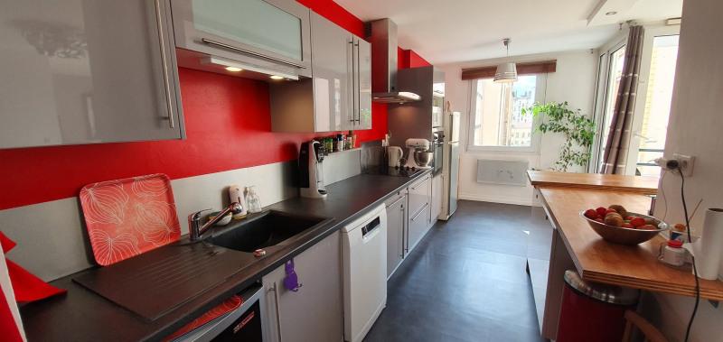 Sale apartment Lyon 7ème 470000€ - Picture 6