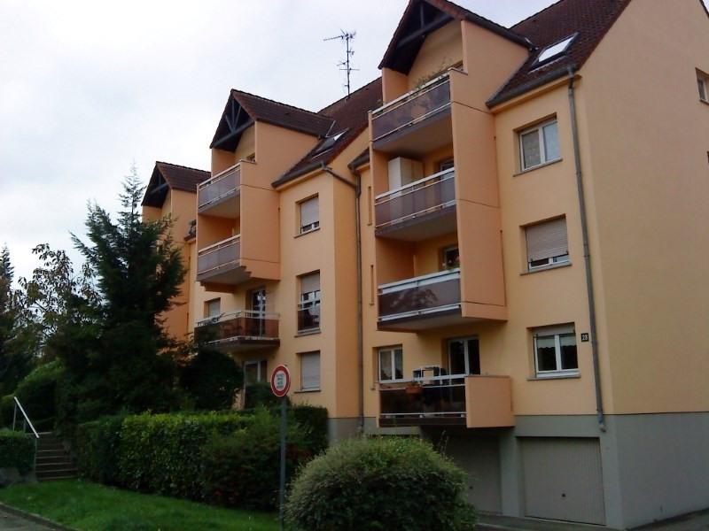 Vermietung wohnung Strasbourg 792€ CC - Fotografie 1