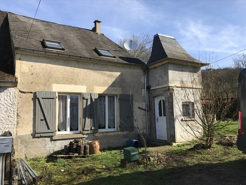 Sale house / villa Poiseux 83 000€ - Picture 2