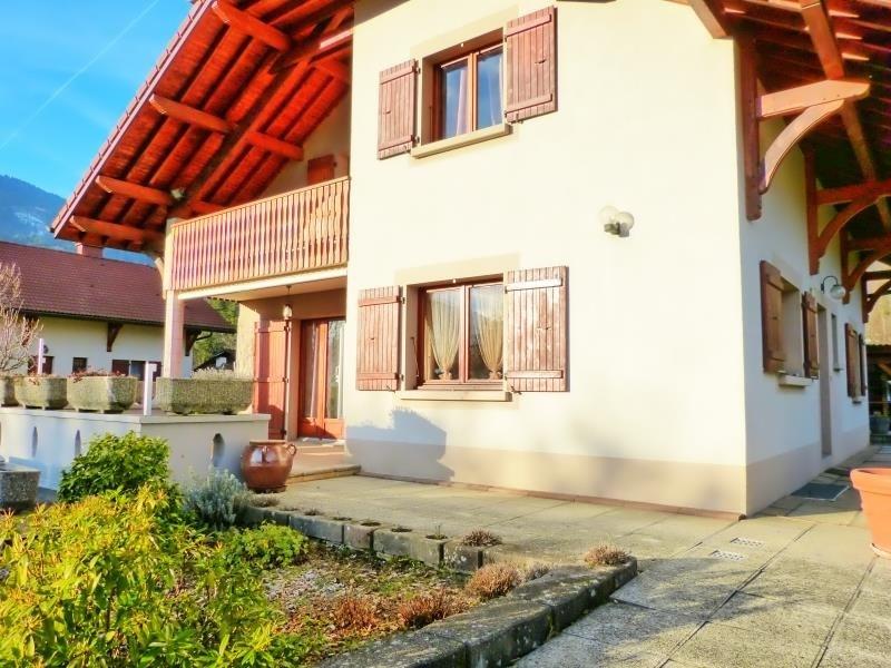 Vente maison / villa Marignier 430000€ - Photo 2