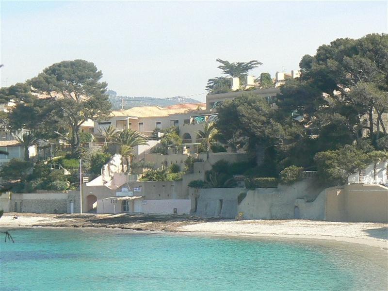 Location vacances appartement Bandol 340€ - Photo 1