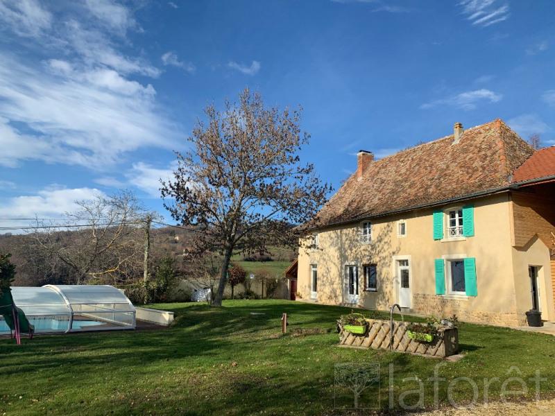 Vente de prestige maison / villa La cote saint andre 630000€ - Photo 1