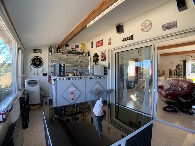 Sale house / villa Vallon pont d'arc 367500€ - Picture 5