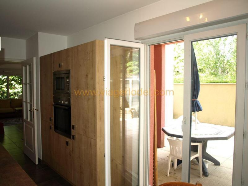 Vendita nell' vitalizio di vita appartamento Sainte-foy-lès-lyon 120000€ - Fotografia 5