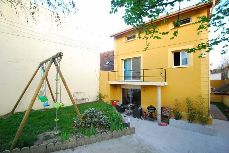 Vente maison / villa Bezons 450000€ - Photo 2