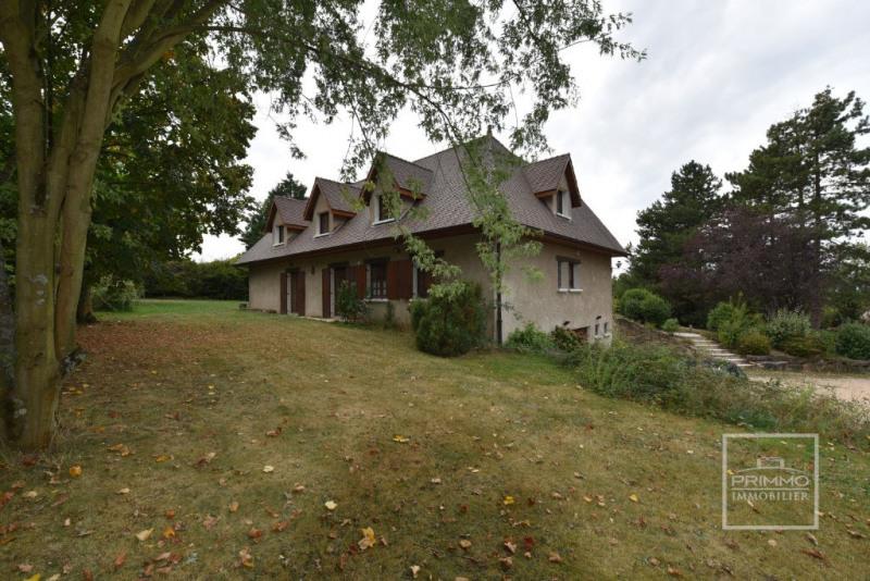 Deluxe sale house / villa Dommartin 650000€ - Picture 3