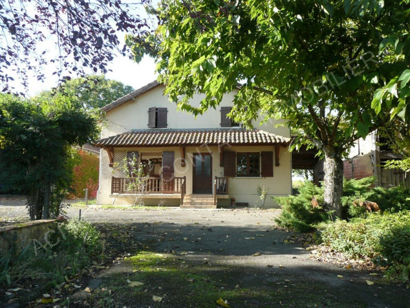 Sale house / villa Villeneuve de marsan 217000€ - Picture 1
