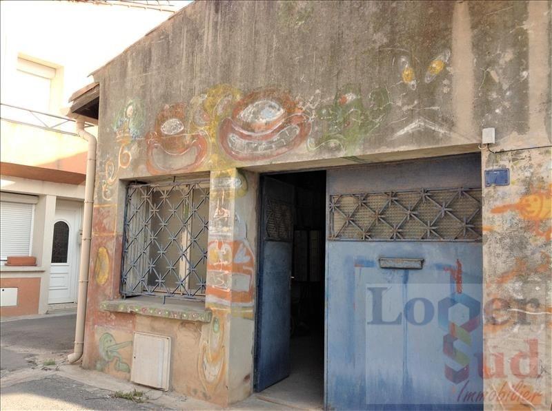 Vente maison / villa Balaruc le vieux 160000€ - Photo 1