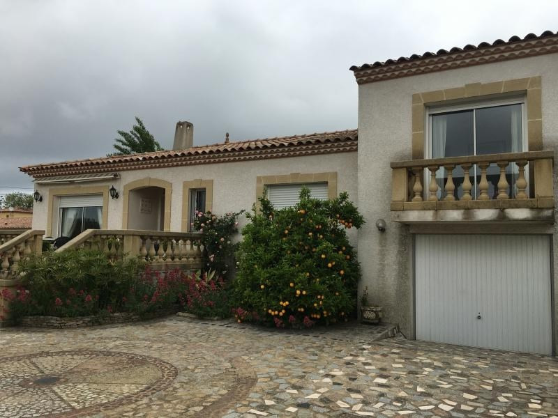 Vente maison / villa Lunel 414 000€ - Photo 1
