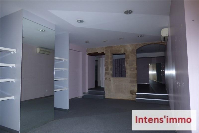 Sale shop Romans sur isere 98000€ - Picture 2