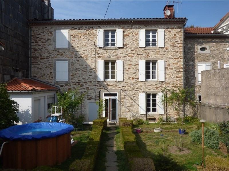 Sale house / villa Labastide rouairoux 172000€ - Picture 1