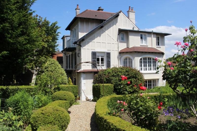 Immobile residenziali di prestigio casa Marly le roi 1325000€ - Fotografia 1