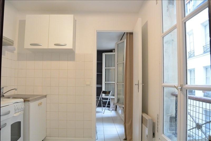 Sale apartment Paris 2ème 355000€ - Picture 4