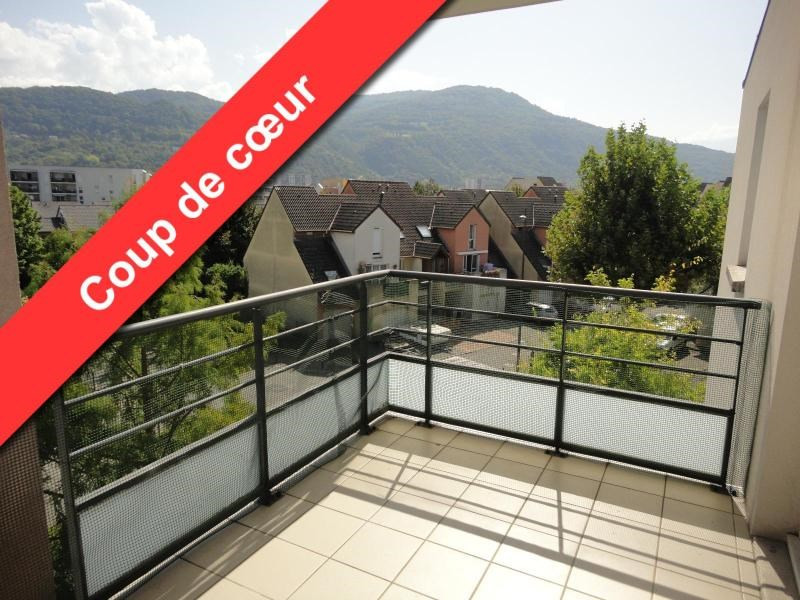 Location appartement Saint martin d heres 700€ CC - Photo 1