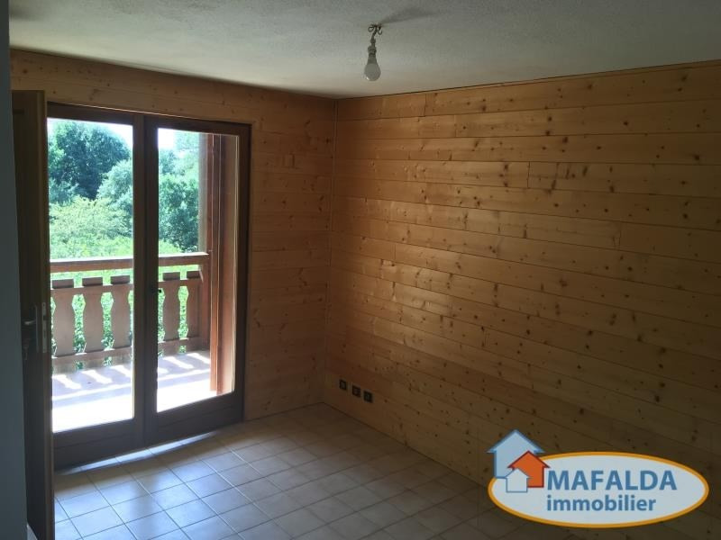 Rental apartment Mont saxonnex 390€ CC - Picture 4