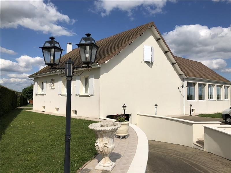 Vente maison / villa Aillant sur tholon 357000€ - Photo 1