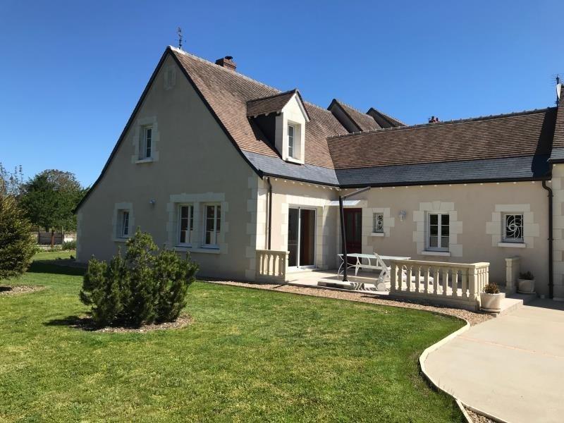 Vente maison / villa Saint martin le beau 519000€ - Photo 1