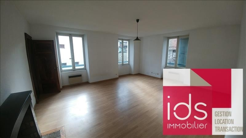 Sale apartment Allevard 98 000€ - Picture 1