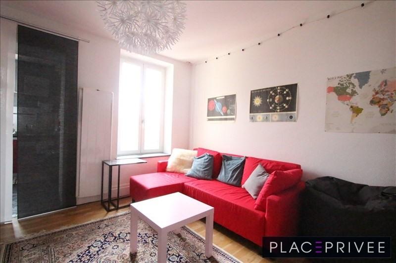 Sale apartment Nancy 99000€ - Picture 1