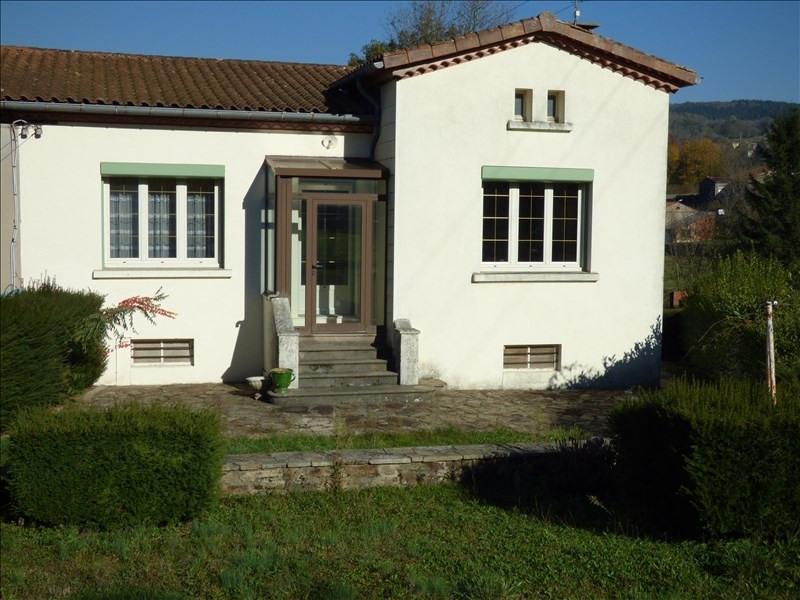 Sale house / villa St amans soult 102000€ - Picture 1