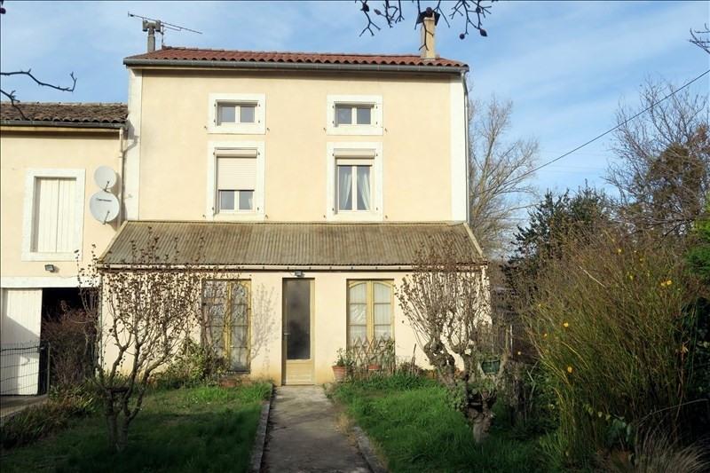 Vente maison / villa Mirepoix 139000€ - Photo 1