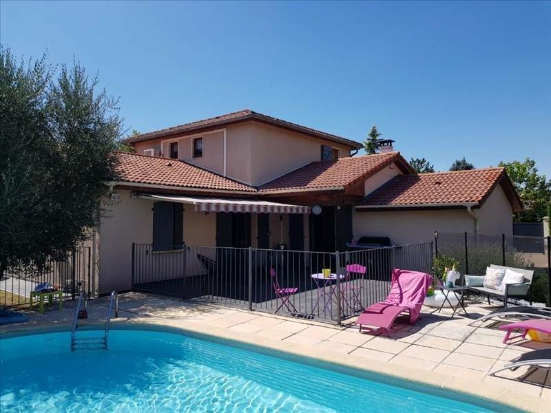 Sale house / villa Villefranche sur saone 449000€ - Picture 4