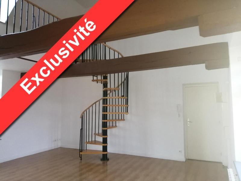 Rental apartment Saint-omer 675€ CC - Picture 1