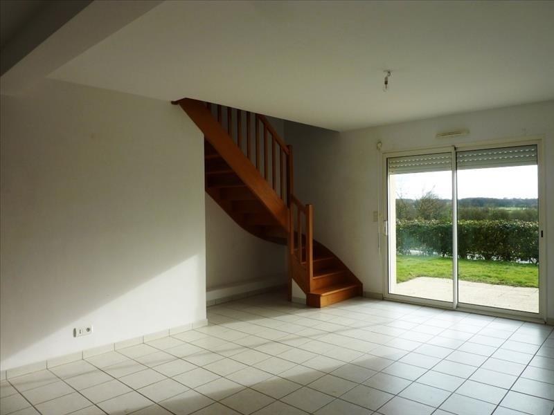 Sale house / villa St aubin du cormier 233000€ - Picture 3