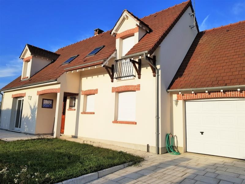 Vente maison / villa Les bordes 266 000€ - Photo 1