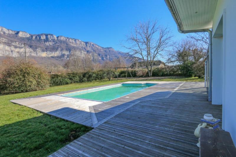 Vente de prestige maison / villa Aix les bains 780000€ - Photo 1
