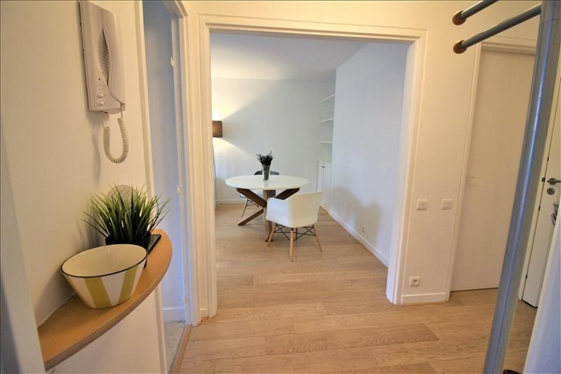 Rental apartment Boulogne billancourt 1345€ CC - Picture 2