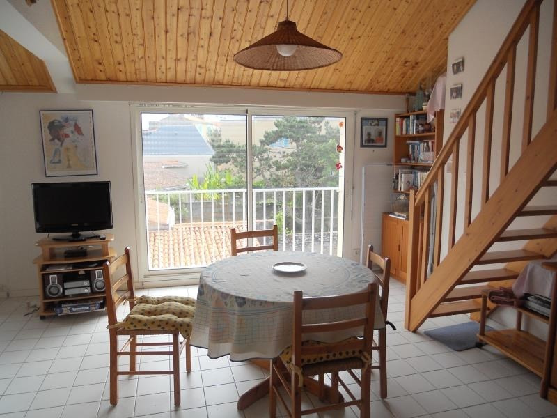 Vente appartement Les sables d olonne 142 000€ - Photo 1