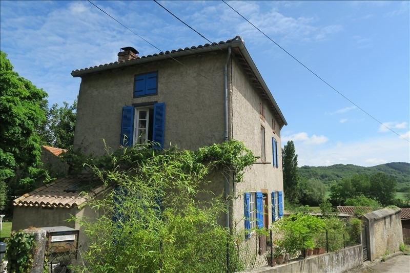 Sale house / villa Mirepoix 139 500€ - Picture 1