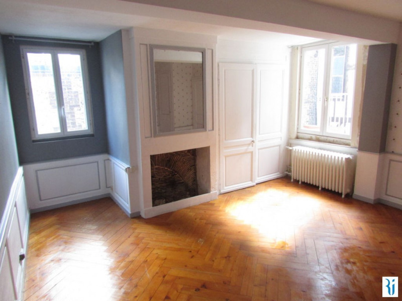 Sale apartment Rouen 107000€ - Picture 2
