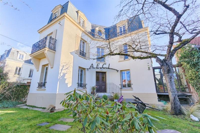 Vente de prestige maison / villa Bois-colombes 1380000€ - Photo 1