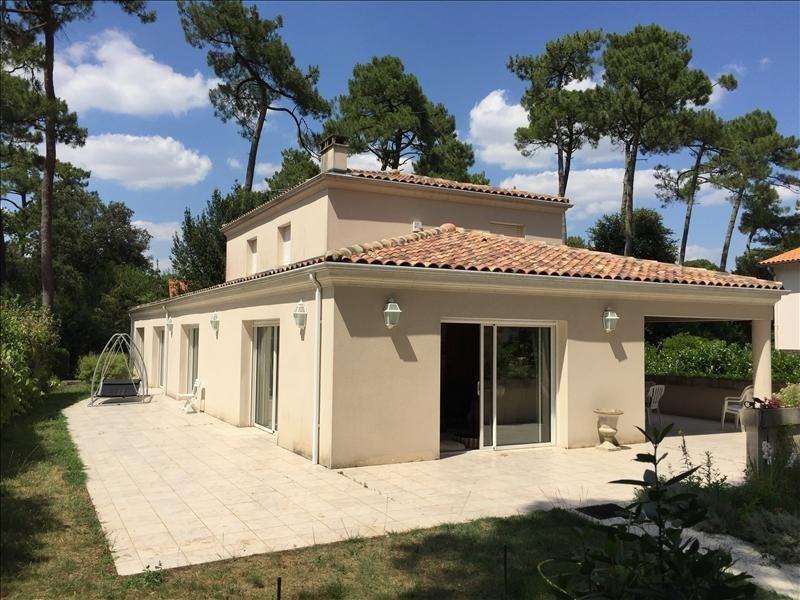 Vente de prestige maison / villa St georges de didonne 897000€ - Photo 1