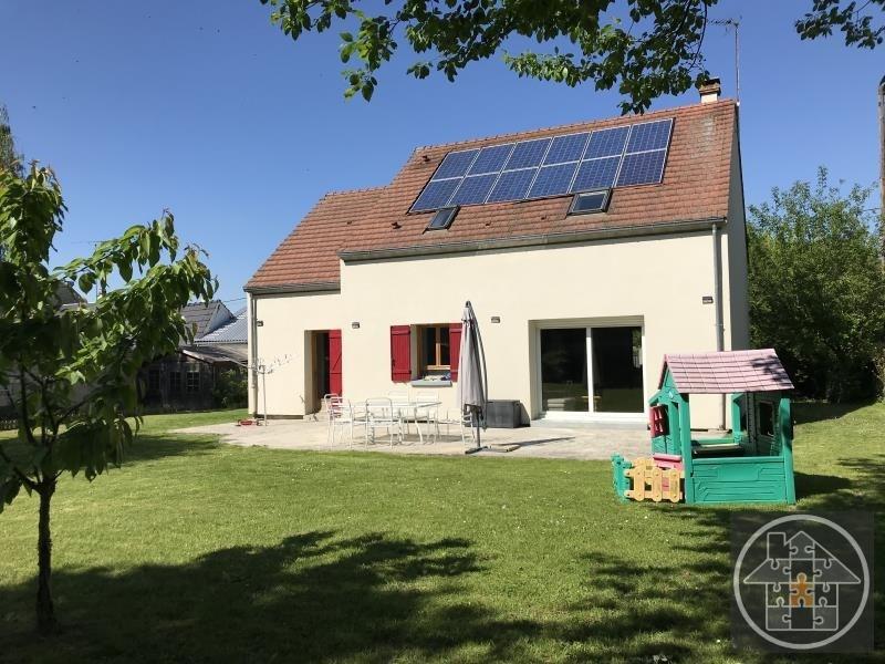 Sale house / villa Tracy le mont 224000€ - Picture 1