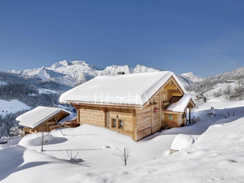 Vente de prestige maison / villa Manigod 1365000€ - Photo 28