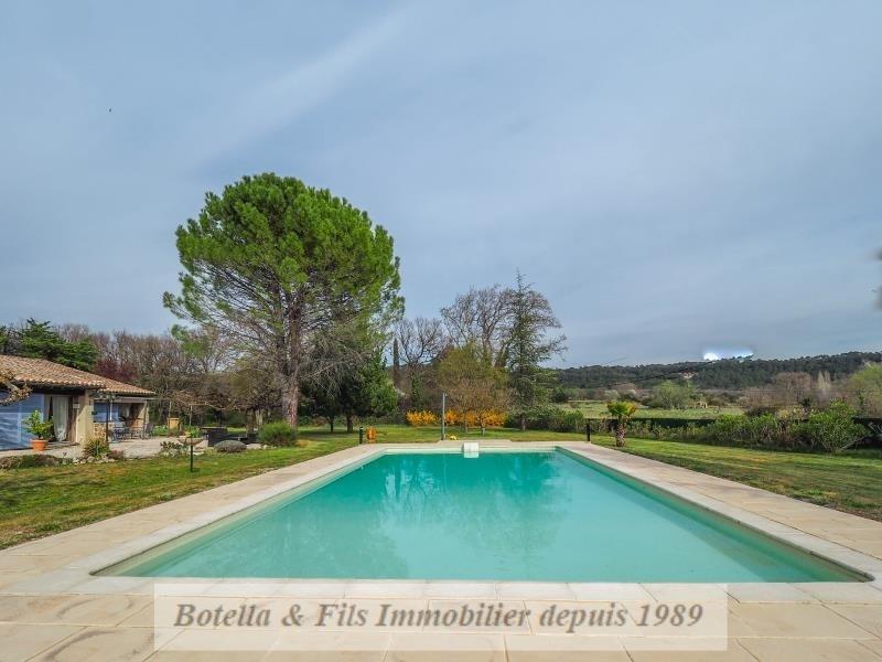 Venta de prestigio  casa Uzes 650000€ - Fotografía 3