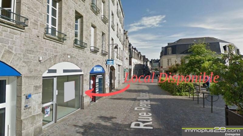 Location local commercial Quimper 1400€ HC - Photo 1