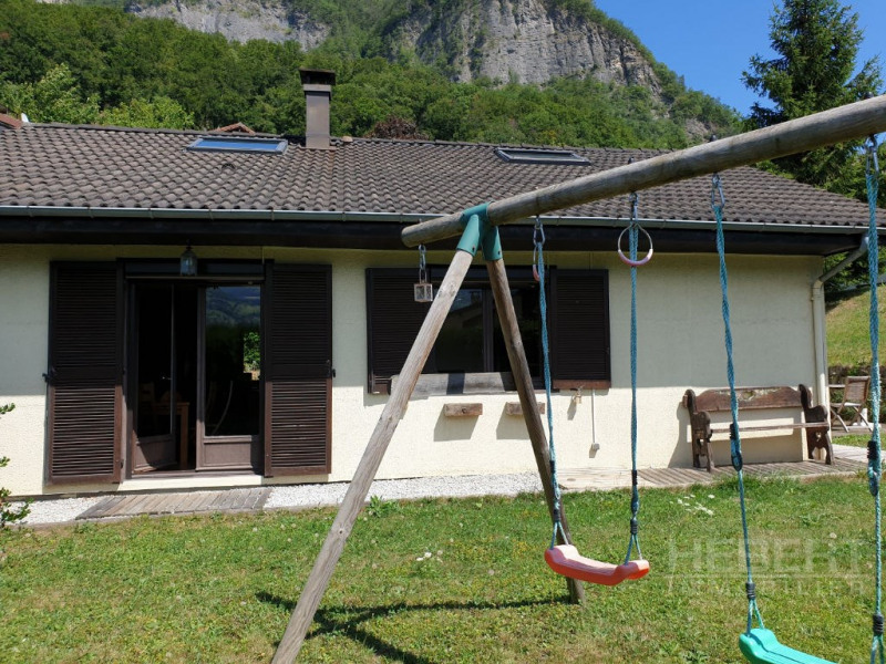 Rental house / villa Sallanches 1100€ CC - Picture 1