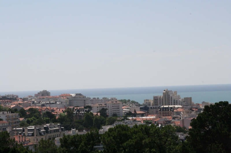 Deluxe sale apartment Biarritz 490 000€ - Picture 1