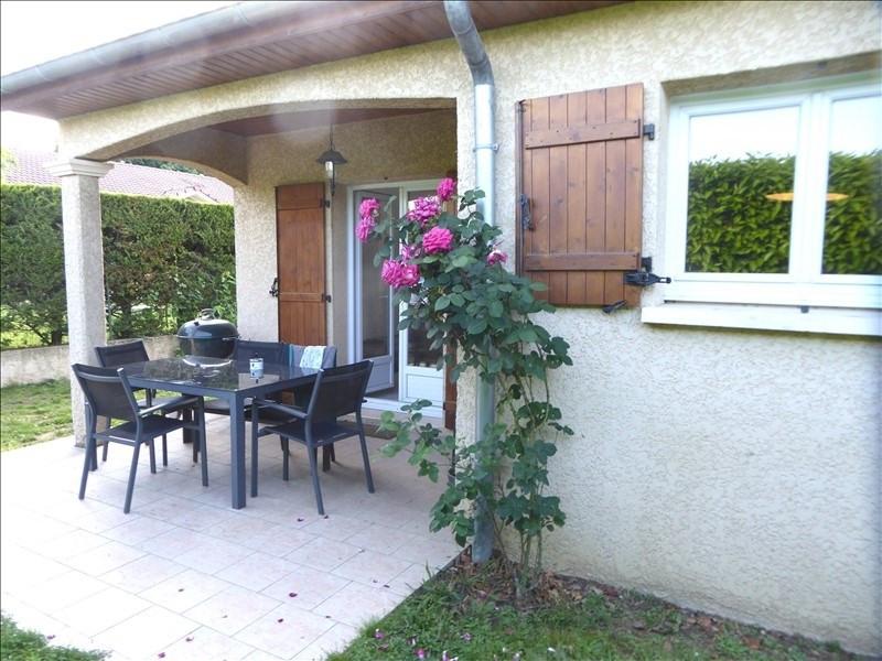Vente maison / villa Heyrieux 324000€ - Photo 5