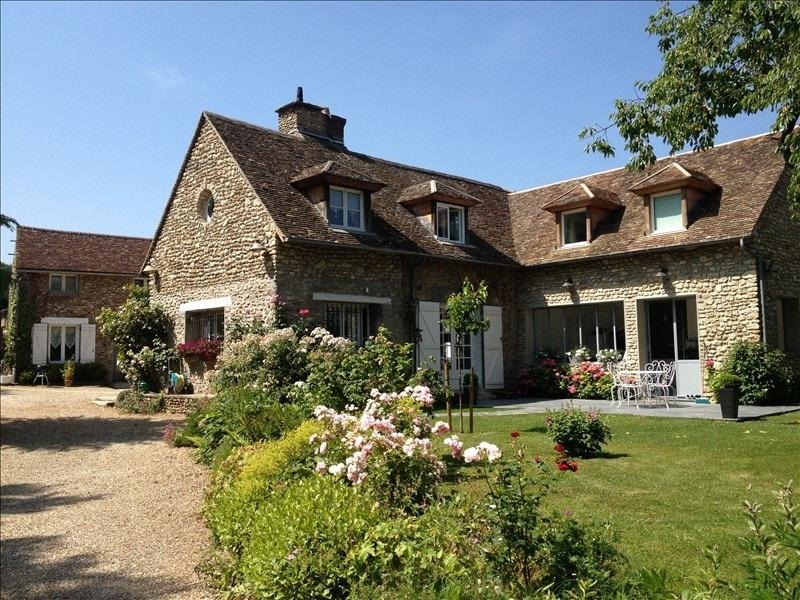 Vente de prestige maison / villa Montfort l amaury 670000€ - Photo 1