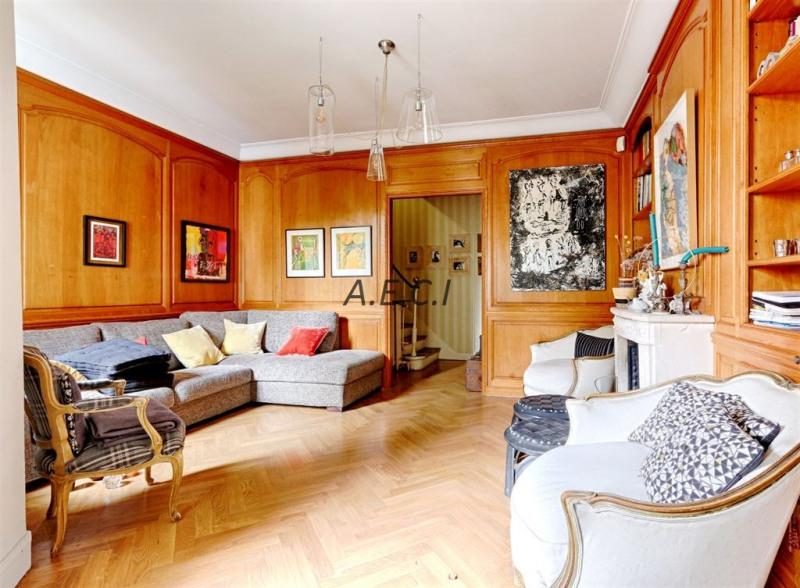 Vente de prestige maison / villa Asnières-sur-seine 1260000€ - Photo 1