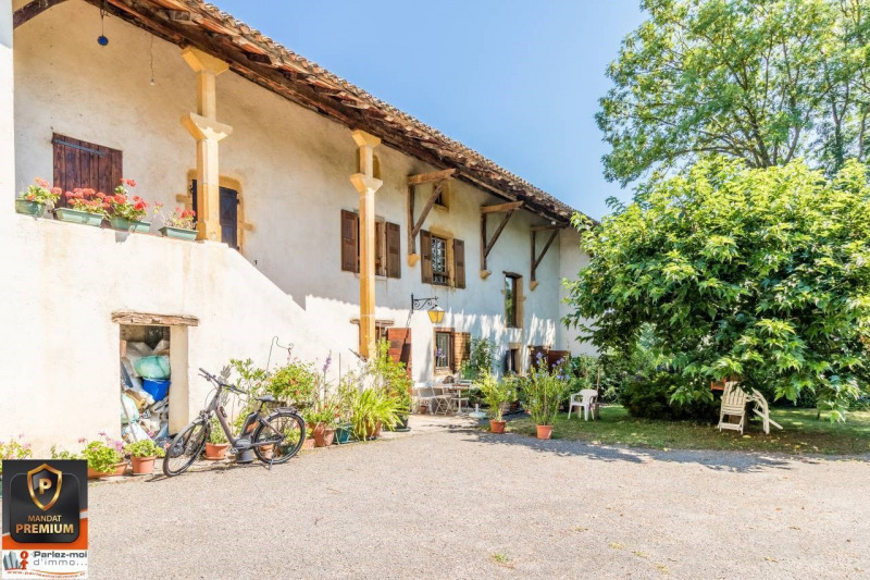 Sale house / villa Saint-romain-de-popey 419000€ - Picture 20
