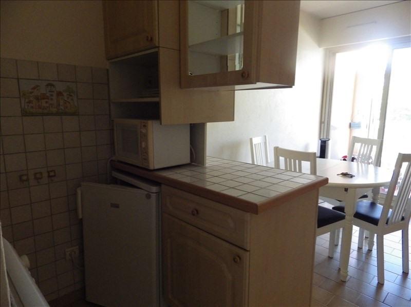 Affitto appartamento Le golfe juan 680€ CC - Fotografia 8